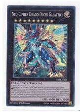 YU GI OH Neo Cipher Drago Occhi Galattici - Neo Galaxy Eyes RATE-IT049 ITA