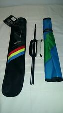 """Kite Triad Spectrum 16"""" x 16"""" x 16"""" Box Kite, String, Winder PRISM 83496"""