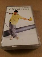 Paul McCartney : Pipes Of Peace : Vintage Tape Cassette Album From 1983