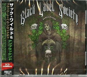 BLACK LABEL SOCIETY-UNBLACKENED-JAPAN 2 CD BONUS TRACK G50