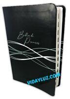 BIBLIA DE PROMESAS, LETRA GRANDE (13 PUNTOS) con INDEX : REINA VALERA 1960