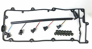 Land Rover TD5 Injector Harness, Gasket & Grommets Discovery & Defender 2001-06