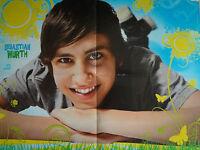 Sebastian Wurth Feuerherz Poster neu