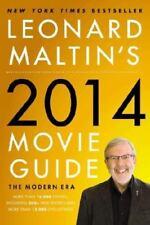 Leonard Maltin's 2014 Movie Guide: The Modern Era (Leonard Maltin's-ExLibrary