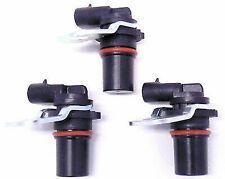 set 3 INPUT OUTPUT Speed Sensor FOR Duramax Allison GM Chevrolet 29536408 SC163