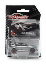 Majorette Model Car metal Limited Edition Serie 5 Zamac Honda Civic Type R