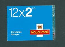 LX31 12 X 2nd Christmas barcode Booklet