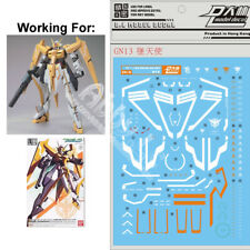 for 1/100 TV GN-007 Arios Gundam Designer's Color ver Model Water Decal Stickers