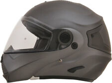AFX FX36 Modular/Flip-Up Motorcycle Helmet (Frost Grey) L (Large)