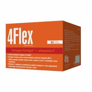 4 Flex HYDROLYZATE FORTIGEL Generation Collagen 30 sachets
