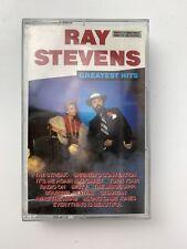 Ray Stevens Greatest Hits (Cassette)