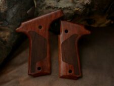 Colt Double Eagle Rosewood Grip