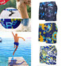 Men's Swimming Summer Beach Swim Trunks Surf Board Shorts Swimwear Pants Fashion