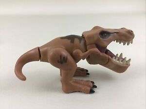 Jurassic World Chompers Tyrannosaurus Rex Action Figure Chomping Action Hasbro
