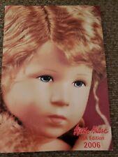 Kathe Kruse Doll Catalog 2006 USA EDITION