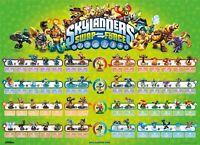 Skylanders Swap Force Figures Buy 4 get 2 FREE! Free Shipping $6 Minimum