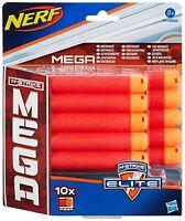 Brand New NERF Elite MEGA 10 DART Refill Pack OFFICIAL