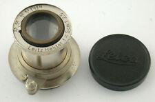 LEICA Hektor Nickel M39 LTM 2,5/50 50 50mm F2,5 1933 no. 161413 Leitz lang long