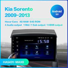 Android 9.0 Stereo Radio for Kia Sorento 2009 to 2013 GPS Navigation Head Unit