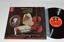 BACH Violin Concertos LP EMI Angel 1975 Itzhak Perlman Daniel Barenboim VG+/VG