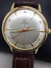 14kt Gold Filled Omega Men's Bumper Watch