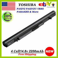 Replacement Battery For Toshiba Satellite Pro R50 Series Tecra A40 A50 C50 Z50