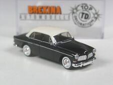TOP: Brekina 29241 Volvo Amazon schwarz-weiß in OVP