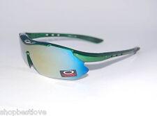 Radar Sunglasses w/ Metallic Fire Jade