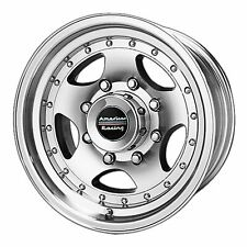 "American Racing 15x7 AR23 Wheel Machined 5x4.75 5x120.65 PCD -6mm Offset 3.76""BS"