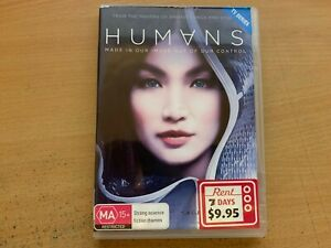 Humans Season 1 The First Series One Katherine Parkinson (DVD 2015 3-Disc) R4