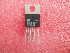 5PCS TOP249YN  Encapsulation:TO-220-7C,IC SW OFF-LINE PS 180/250W TO220