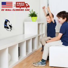 Gravity Defying RC Car Wall Climbing Remote Control Anti Ceiling Racing Kids Toy
