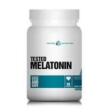 Tested Melatonin 3mg 90 Tabletten (besserer Schlaf) Hochdosiert