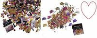 willy confetti hen party hen night table scatter sprinkle sparkle