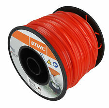Genuine STIHL 2.7mm x 215 Metres SQUARE Nylon Strimmer Line Cord 0000 930 2616