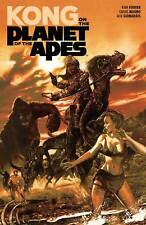 Kong On Planet Of The Apes Tpb Boom! Comics Collecting #1-6 Science Fiction Tp