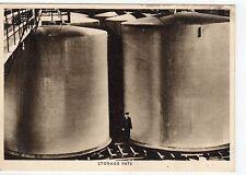 STORAGE VATS: Guinness advertising postcard (C6546).