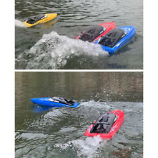4 Channel 2.4G Remote Control Toy Rc Ship Indoor Outdoor Speedboat Yacht