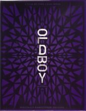 New & Sealed Oldboy Full Slip B Steelbook (2003) Plain Archive - Ships in Box