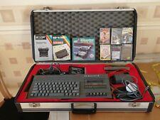 Sinclair ZX  + 2 Spectrum 128k & pro jockstick interface &9 games