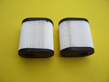 2 REPLACEMENT TECUMSEH ENGINE AIR FILTER 36905 LEV100 LEV115 LEV120 LV195EA :