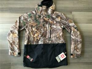 NEW 686 SMARTY 3-IN-1 FORM JACKET SNOWBOARDING SKI REALTREE CAMO OLIVE L7W107 XL