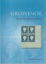 Gambia, the John Rose collection, Cameos, Key Type issues etc, auction catalogue