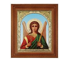 Icône russe Ange Gardien, Icone religieuse chrétienne Ange Gardien Cadeau Noel