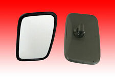Miroir Universel Incl. Bras 250 x 165mm Pour Bagger Chargeuse Minibagger Traktor