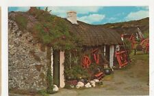 Isle of Man, Blacksmith's Cottage, NPO Postcard, B185