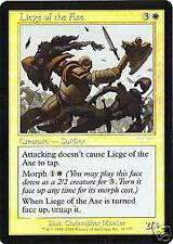MTG - Legions - Liege of the Axe - Foil - NM