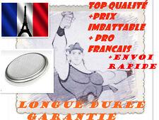 5 Pile bontons Standards CR2032 Lithium qualite TELECOMMANDE PC CALCULATRIC