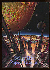 BARCLAY SHAW - Metallic Storm Chase Card MS4
