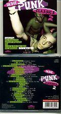 Various INDIE PUNK CLASSICS 2 - 999, Varukers, Chaos UK, Disorder, Anti-Pasti